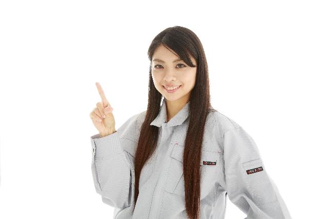 金属部品の組付け及び機械加工(パート勤務)