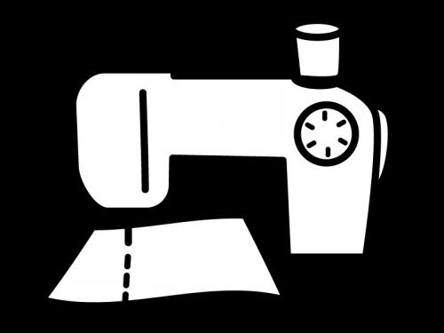 ミシン縫製作業